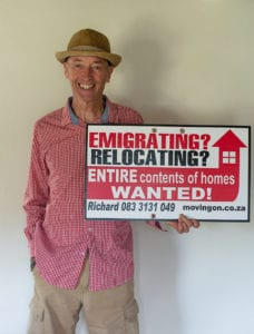 Richard, founder of Moving On